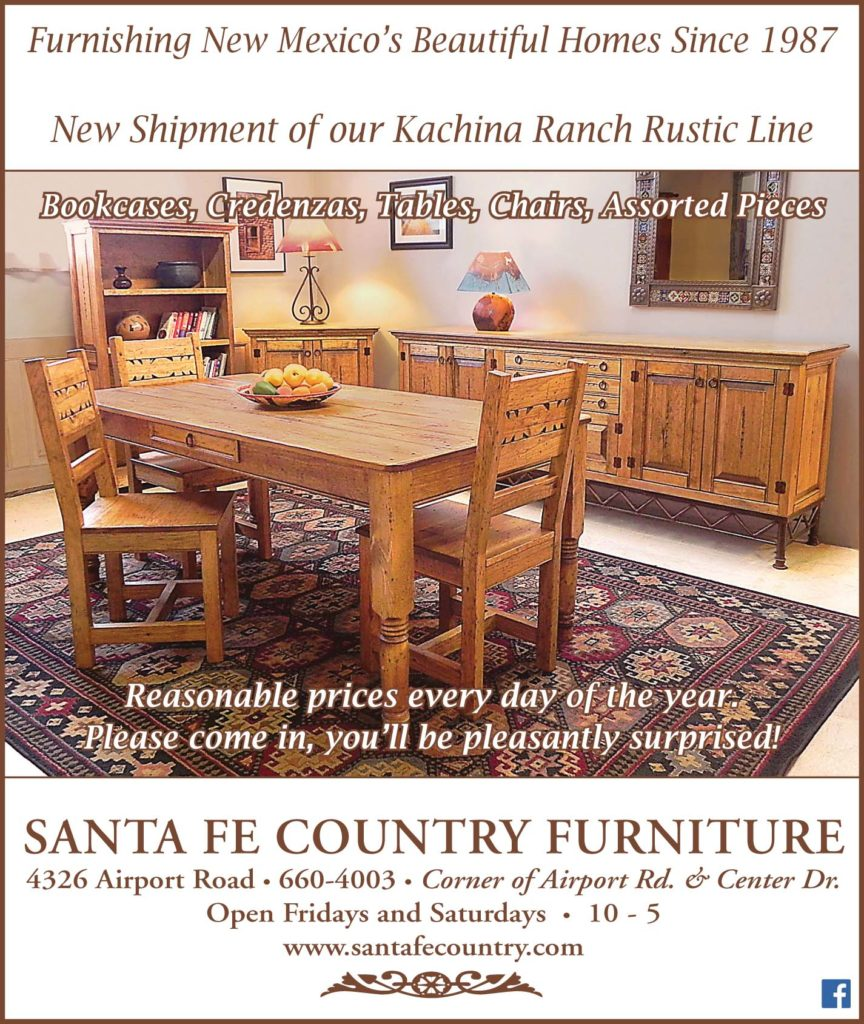Santa Fe Country Furniture Home